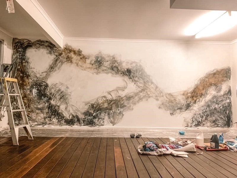 Mural painter for hire - Andrzej Ejmont